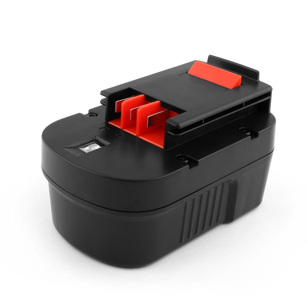 Купить оптом Аккумулятор для Black & Decker 14.4V 2.1Ah (Ni-Cd) PN: A14.