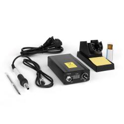 Цифровая паяльная станция DSS-T12-D-D на 72W с LED-экраном для работы со сменными жалами HAKKO T12 и T2 Series
