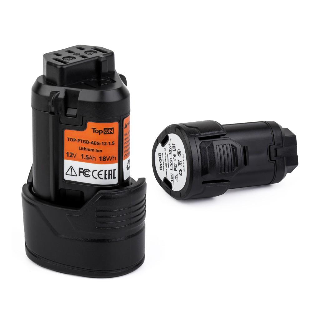 Купить оптом Аккумулятор для AEG L1215. 12V 1.5Ah (Li-Ion) PN: 4932352658.