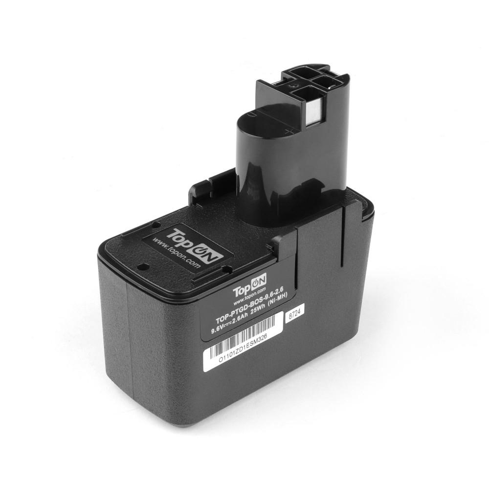 Купить оптом Аккумулятор для Bosch 9.6 2.6Ah (Ni-Mh) PN: 2607335037.