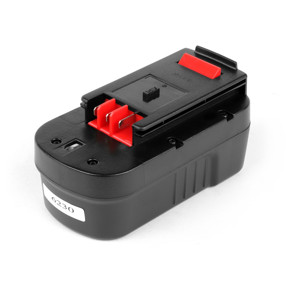 Купить оптом Аккумулятор для Black & Decker 18V 1.5Ah (Ni-Cd) PN: 244760-00.