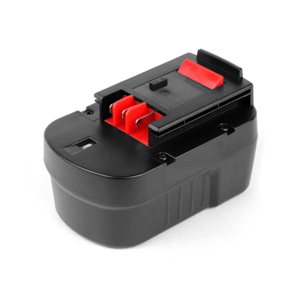 Купить оптом Аккумулятор для Black & Decker 14.4V 3.3Ah (Ni-Mh) PN: A14F.