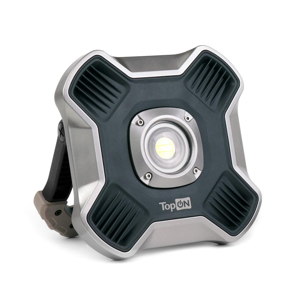 Купить оптом Аккумуляторный фонарь TopON TOP-MX1 LED 10 Вт 1100 лм 3.7 В 6.6 Ач 24.4 Втч