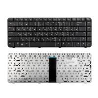 Клавиатура для ноутбука HP G50, Compaq Presario CQ50 Series. Плоский Enter. Черная, без рамки. PN: NSK-H5401, 9JN8682401.