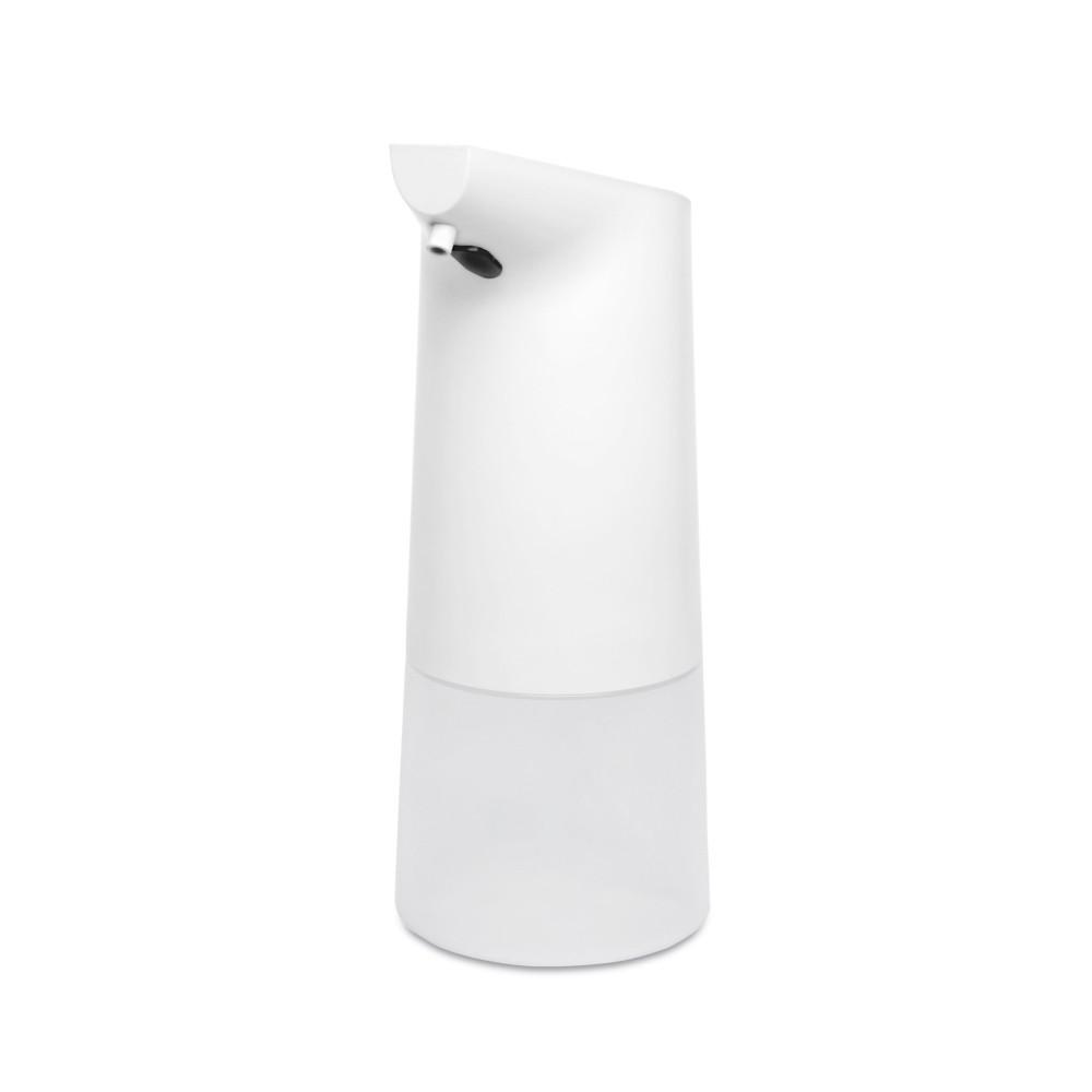 Купить оптом Дозатор для мыла сенсорный с функцией вспенивания, настольный 350 мл, белый