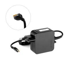 Блок питания (зарядное, адаптер) Lenovo 20v 2.25a 45W USB Type-C  формфактор квадрат
