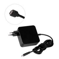 Блок питания (сетевой адаптер) для ноутбуков Xiaomi 65W USB Type-C  черный