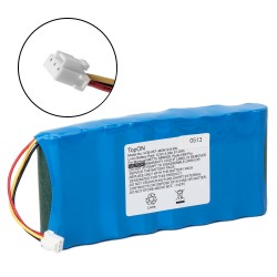 Аккумулятор для робота-пылесоса Moneual ME770, MR6500, Rydis H68 Pro. 12.8V 2800mAh Ni-MH. PN: 12J003633, TOP-ME770-28