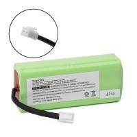 Аккумулятор для робота-пылесоса Philips FC8800, FC8802. 14.4V 800mAh Ni-MH. PN: NR49AA800P, TOP-FC88-8