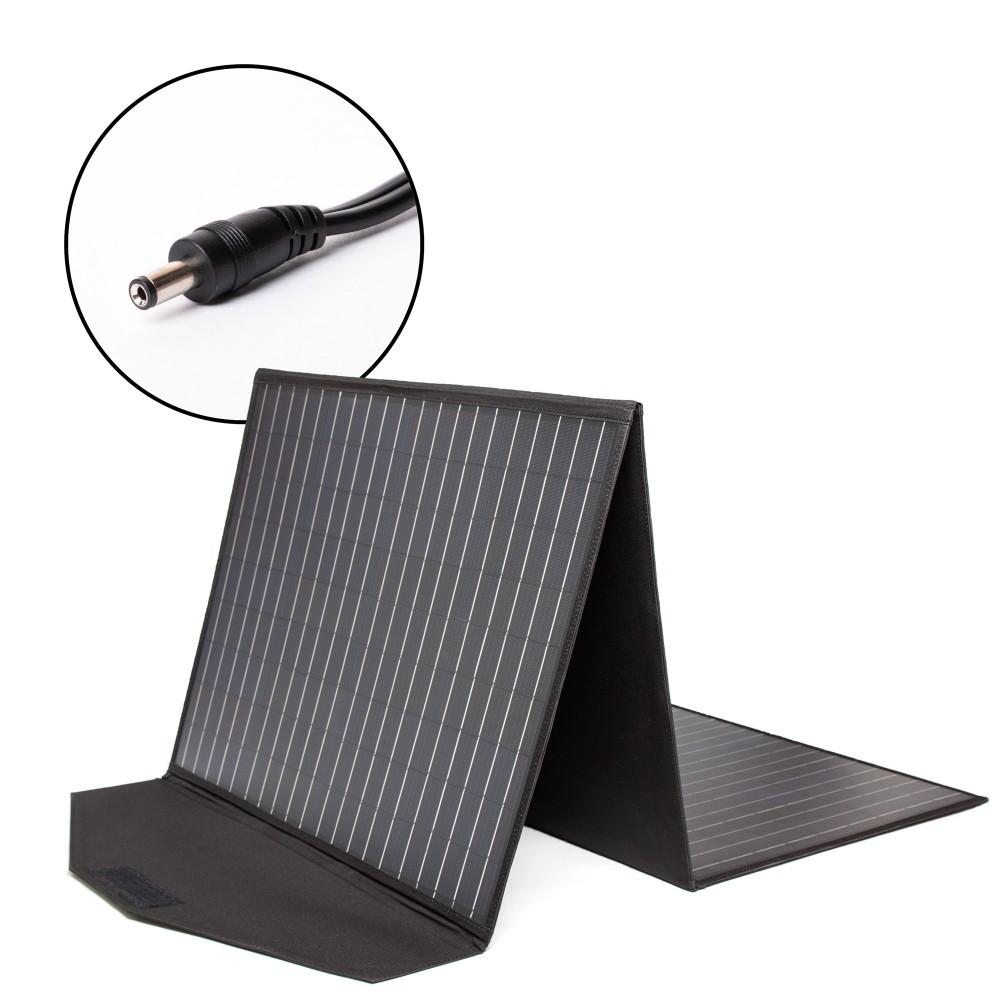 Купить оптом Солнечная панель TOP-SOLAR-153 150W 18V DC, влагозащищенная, складная на 3 секции