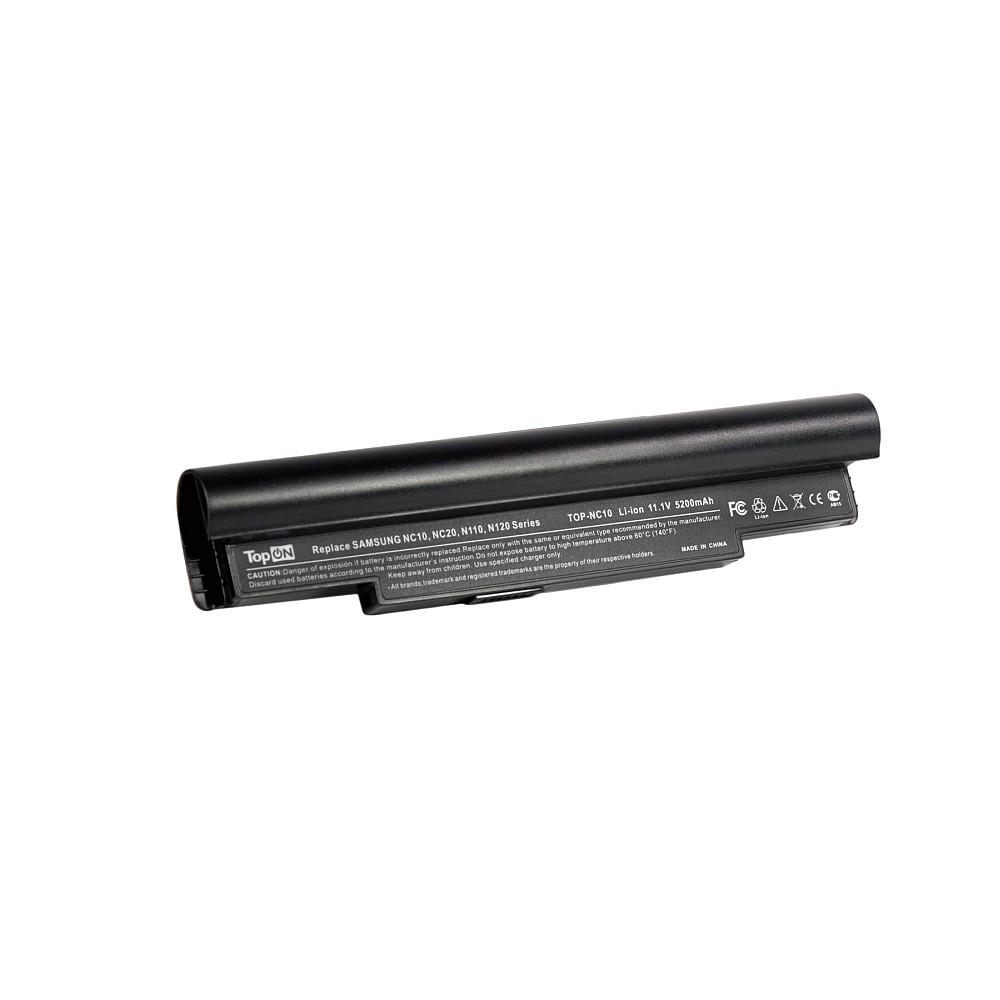 Аккумулятор для ноутбука Samsung NC10, NC20, N110 Series. 11.1V 5200mAh 58Wh, усиленный. PN: AA-PB8NC6B, PL8NC6W.