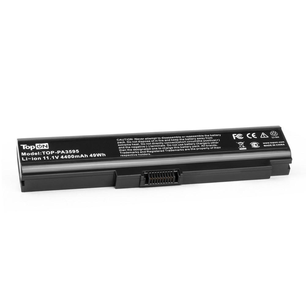 Аккумулятор для ноутбука Toshiba Satellite Pro U300, Dynabook CX, Equium A100, Tecra M8 Series. 10.8V 4400mAh 48Wh. PN: PA3593U-1BAS, PABAS1.