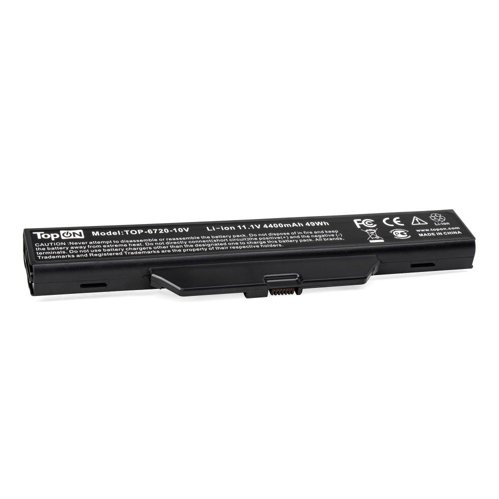 Аккумулятор для ноутбука HP Compaq 515, 550, 610, 615, Compaq Business 6720s, 6820s Series. 10.8V 4400mAh 48Wh. PN: GJ655AA, HSTNN-LB51.