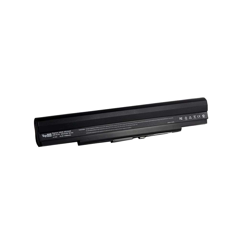 Аккумулятор для ноутбука Asus UL30A, UL30JT, UL50Ag, UL50AT, UL50VS, UL50Vt Series. 14.8V 4400mAh 65Wh. PN: A31-UL30, A42-UL3.