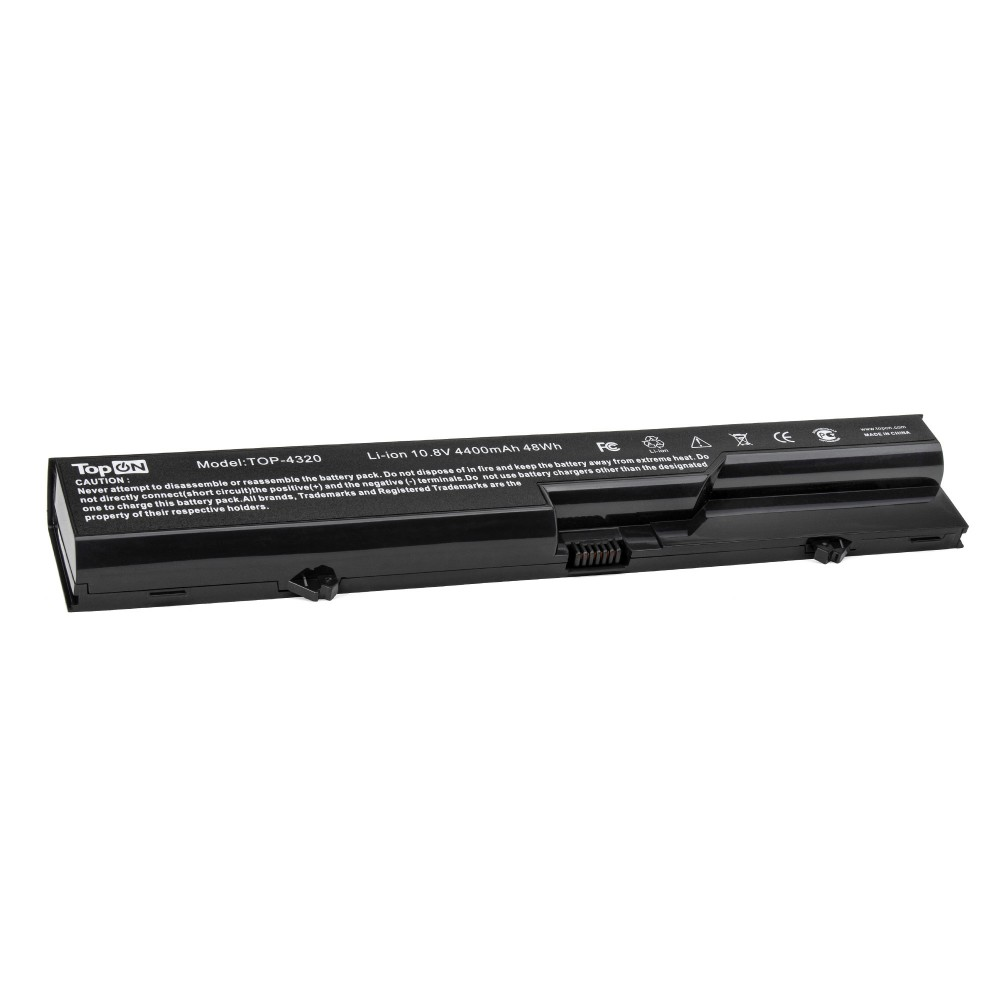 Аккумулятор для ноутбука HP Compaq 320, 420, 620, ProBook 4320, 4420, 4520, 4720s Series. 10.8V 4400mAh 48Wh. PN: HSTNN-I85C, PH06.
