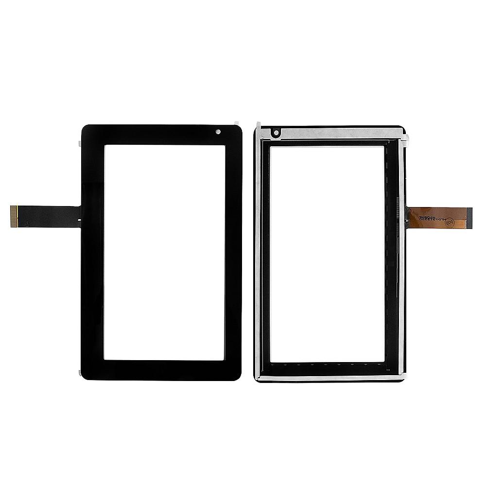 Сенсорное стекло, тачскрин для планшета Explay Informer 701, 702, 703, Ritmix RMD-721, 7
