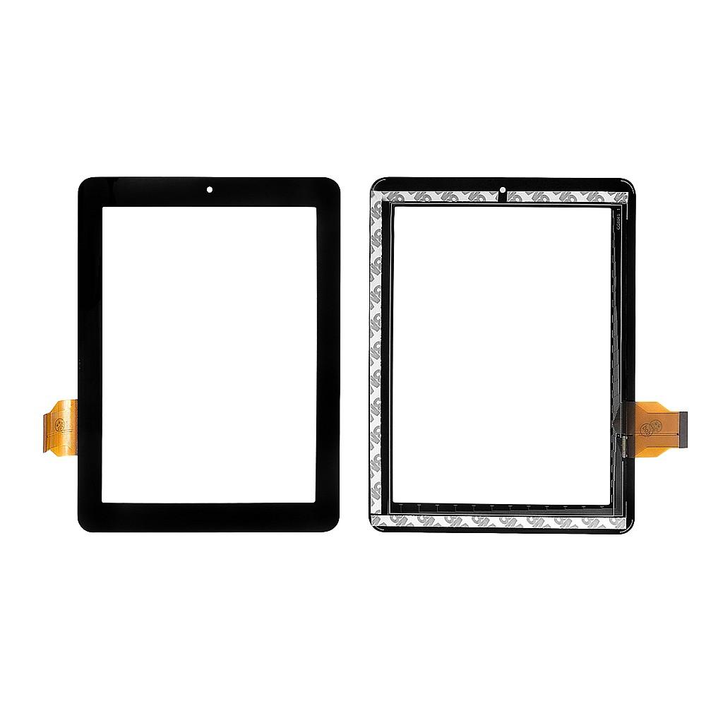 Сенсорное стекло, тачскрин для планшета teXet TM-8041 HD, Onda V801, V811, V812, 8