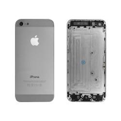 Задняя панель, корпус для смартфона Apple iPhone 5, A+. Белая.
