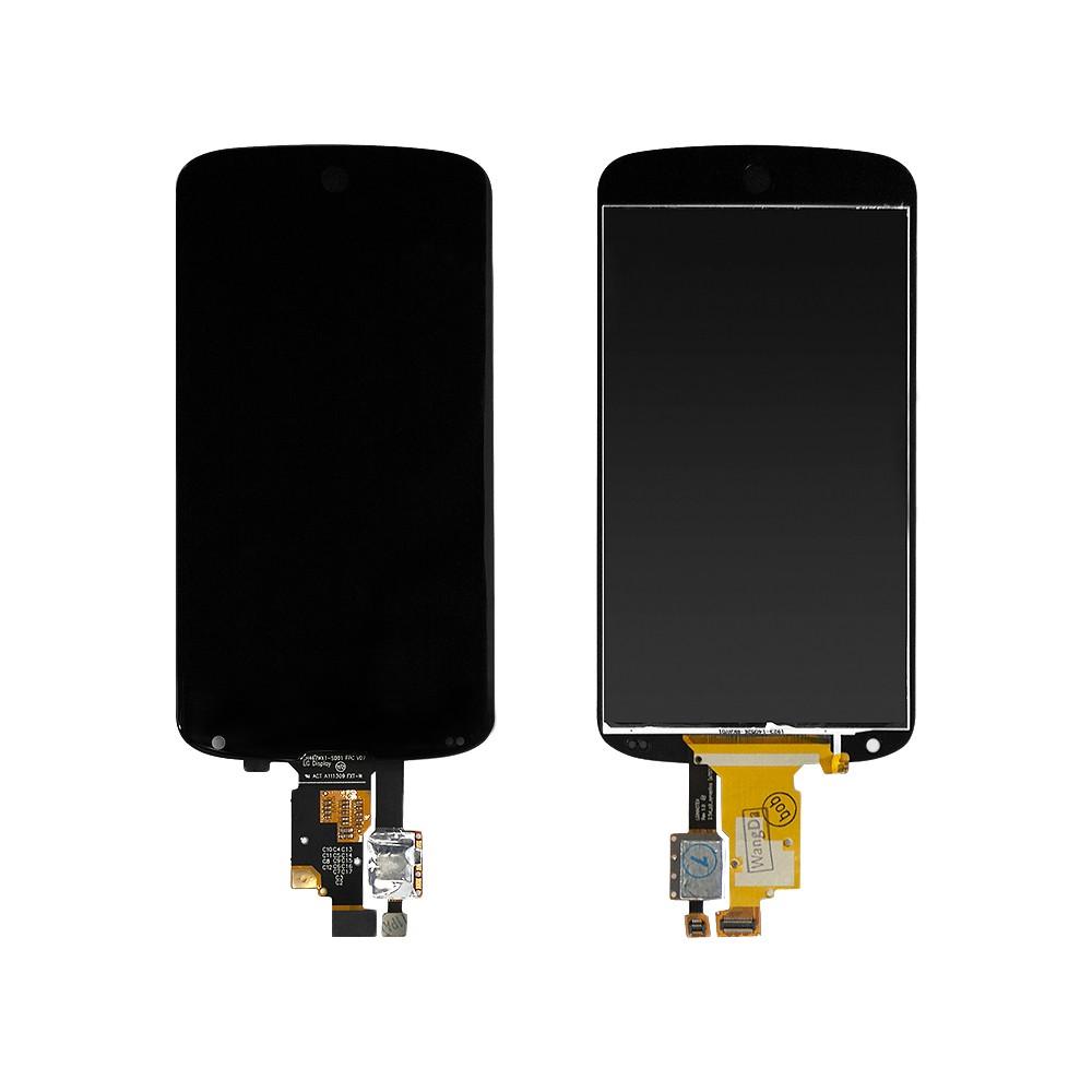 Дисплей, матрица и тачскрин для смартфона LG Nexus 4, 4.7