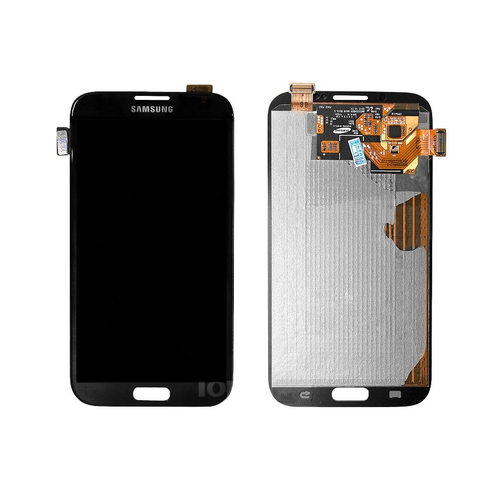 Дисплей, матрица и тачскрин для смартфона Samsung Galaxy Note 2 GT-N7100, 5.55