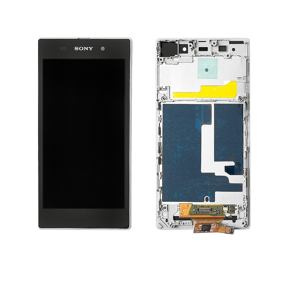Дисплей, матрица и тачскрин для смартфона Sony Xperia Z1 L39H, 5