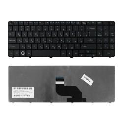 Клавиатура для ноутбука Acer Aspire 5516, 5517, 5332, 5532, 5732 Series. Плоский Enter. Черная, без рамки. PN: MP-08G63SU-698